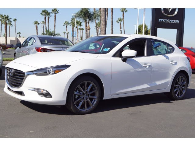 new 2018 mazda mazda3 5 door grand touring hatchback in loma linda m180051 spreen mazda. Black Bedroom Furniture Sets. Home Design Ideas