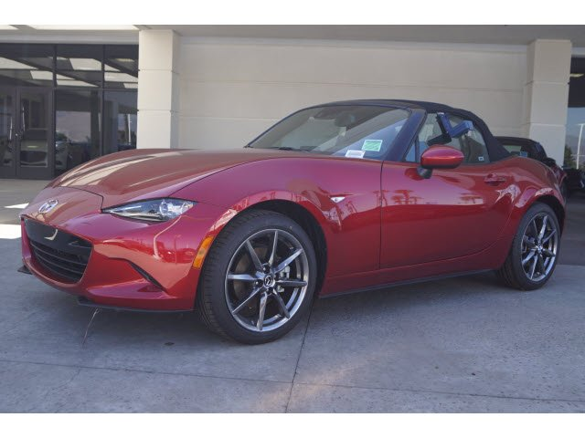 New Mazda MX Miata Grand Touring Convertible In Loma Linda - Mazda of redlands