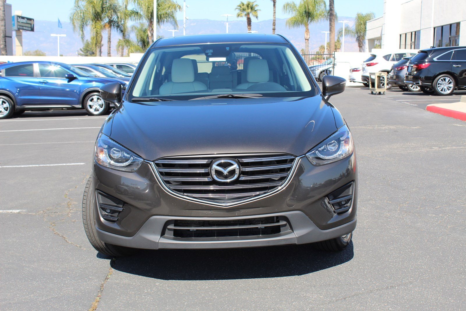 PreOwned Mazda CX Grand Touring Sport Utility In Loma - Mazda of redlands